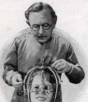 Portrait of Max Factor  (click to view image source)