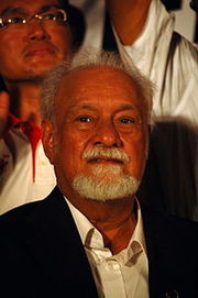 Portrait of Karpal Singh  (click to view image source)