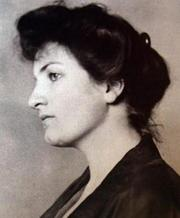 Portrait of Alma Mahler (click to view image source) - thumb064896