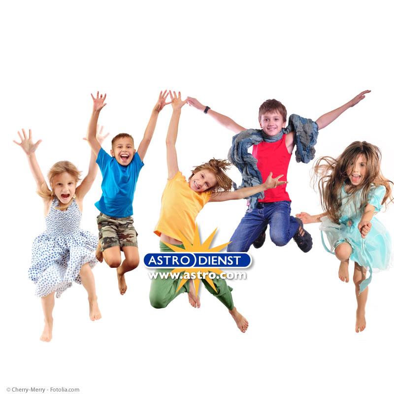 The Child's Horoscope - Astrodienst