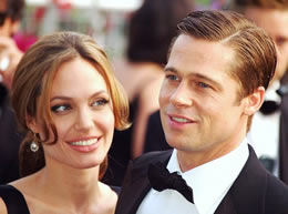 The Synastry of Brangelina: A Marriage of Opposites