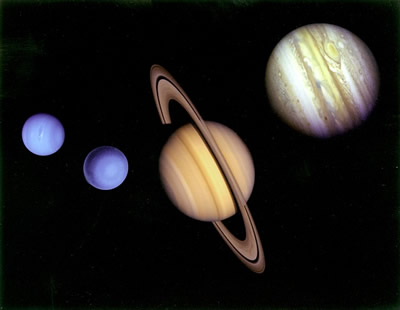 An Introduction to the Outer Planets - Astrodienst
