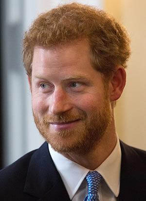 Prince Harry's Journey of Healing - Astrodienst