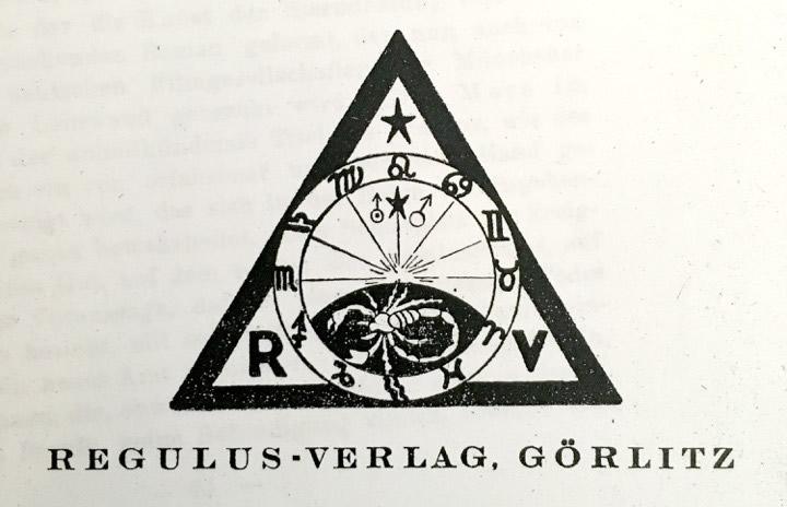 Regulus Verlag Logo