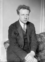 Portrait of Leopold Stokowski (click to view image source)