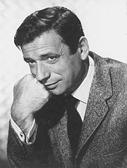 Portrait of Yves Montand (click to view image source)