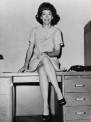 Portrait of Helen Gurley Brown (click to view image source)