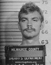 Portrait of Jeffrey Dahmer  (click to view image source)
