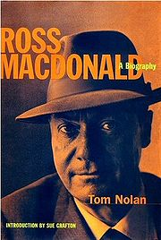 Portrait of Ross Macdonald (click to view image source)