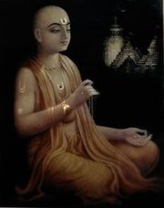 Portrait of Sri Chaitanya  (click to view image source)
