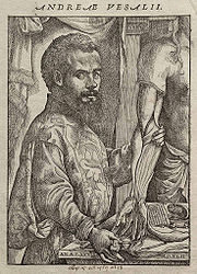 Portrait of Andreas Vesalius (click to view image source)