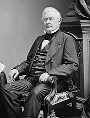 Portrait of Millard Fillmore (click to view image source)
