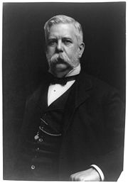 Portrait of George Westinghouse (click to view image source)