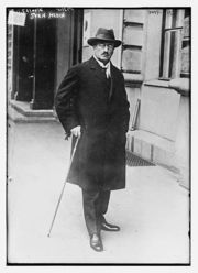 Portrait of Sven Hedin  (click to view image source)