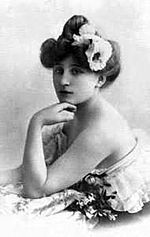 Portrait of Colette (click to view image source)
