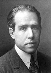 Portrait of Niels Bohr (click to view image source)
