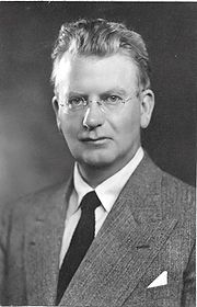 Portrait of John Logie Baird  (click to view image source)