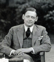 Portrait of T.S. Eliot (click to view image source)
