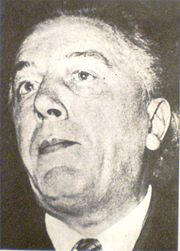 Portrait of André Breton (click to view image source)