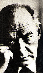 Portrait of Vladimir Nabokov  (click to view image source)