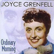 Portrait of Joyce Grenfell (click to view image source)