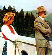 Portrait of Eva Braun  (click to view image source)