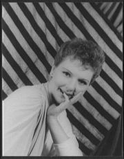 Portrait of Mary Martin (click to view image source)