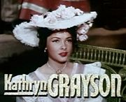 Portrait of Kathryn Grayson (click to view image source)