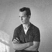 Portrait of Jack Kerouac (click to view image source)