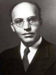 Portrait of Kurt Weill  (click to view image source)