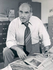 Portrait of Ed Asner (click to view image source)