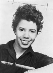 Portrait of Lorraine Hansberry (click to view image source)