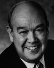 Portrait of Charles Kuralt  (click to view image source)