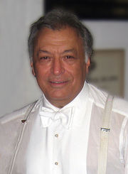 Portrait of Zubin Mehta (click to view image source)