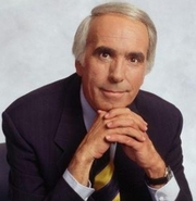 Portrait of Tom Snyder (click to view image source)