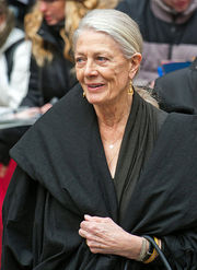 Portrait of Vanessa Redgrave (click to view image source)
