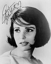 Portrait of Susan Strasberg  (click to view image source)