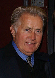 Portrait of Martin Sheen (click to view image source)