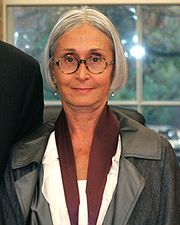 Portrait of Twyla Tharp (click to view image source)