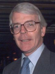 Portrait of John Major (click to view image source)