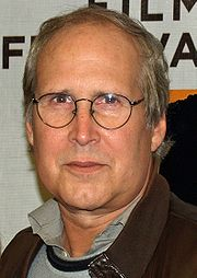 Portrait of Chevy Chase (click to view image source)