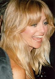 Portrait of Goldie Hawn (click to view image source)