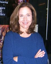 Portrait of Erin Gray (click to view image source)