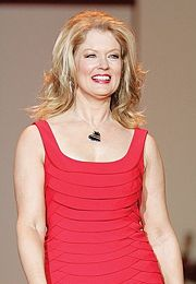 Portrait of Mary Hart (click to view image source)
