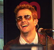 Portrait of Joey McIntyre (click to view image source)