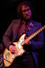 Portrait of Sean Lennon (click to view image source)