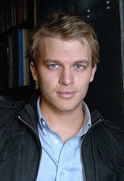 Portrait of Ronan Farrow  (click to view image source)