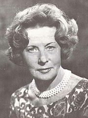 Portrait of Barbara Castle (click to view image source)