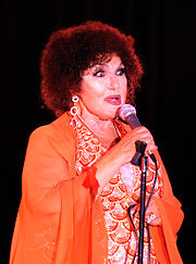 Portrait of Cleo Laine (click to view image source)