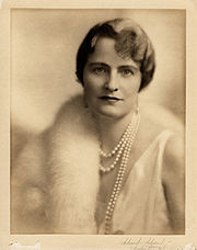 Portrait of Marjorie Merriweather Post (click to view image source)